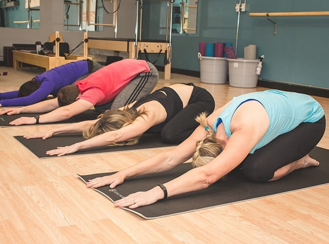 Pilates and specialty workshop